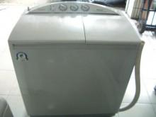 [9成新] 國際牌9公斤雙槽洗衣機洗衣機無破損有使用痕跡