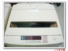 [9成新] 日立10公斤洗衣機~拆內槽洗洗衣機無破損有使用痕跡