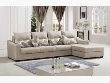 [全新] 艾斯卡L型布沙發右$27900L型沙發全新