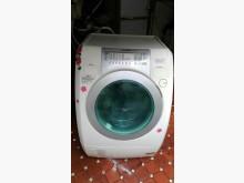 [9成新] 國際13公斤 斜取式滾筒洗衣機洗衣機無破損有使用痕跡