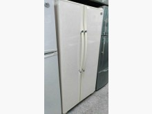 [9成新] LG 對開冰箱550公升冰箱無破損有使用痕跡