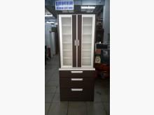 [8成新] 樂居二手A0420DJJE餐櫃收納櫃有輕微破損
