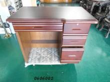 零碼/NG 亞歷山大3.5尺半實書桌/椅全新