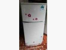 [9成新] 東元140公升雙門冰箱乾淨冰箱無破損有使用痕跡
