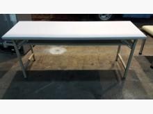[8成新] 樂居二手CE0502AJJ2折桌辦公桌有輕微破損