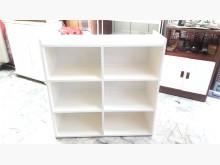 [全新] 手作實木貼皮~書櫃收納櫃收納櫃全新