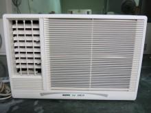 [95成新] ♥恆利♥三洋冷氣110V窗型窗型冷氣近乎全新