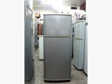 [9成新] 歌林130L小雙門冰箱 國際牌製冰箱無破損有使用痕跡