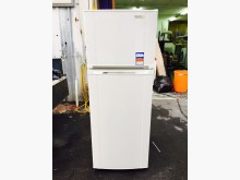 聲寶455公升雙門冰箱 104年冰箱無破損有使用痕跡