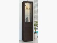 [全新] 蝴蝶蘭1.4尺胡桃雙面櫃 立櫃其它櫥櫃全新
