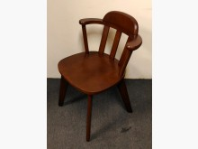 [全新] 鄉村胡桃實木餐椅 滿6張桃園免運餐椅全新