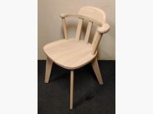 [全新] 鄉村洗白實木餐椅 滿6張桃園免運餐椅全新