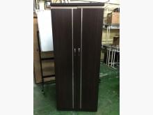 全新羅密歐胡桃2.5尺雙拉門衣櫃衣櫃/衣櫥全新