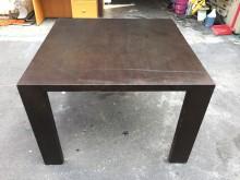 非凡 實木3.5尺方型餐桌餐桌無破損有使用痕跡