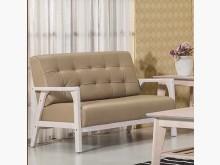 [全新] 西雅圖2人造型沙發**現場有展示雙人沙發全新