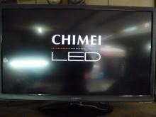 [8成新] 奇全32吋LED色彩鮮艷畫質佳電視有輕微破損