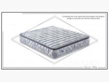 [全新] 森之夢蜂巢獨立筒雙人床墊*有展示雙人床墊全新