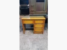 [8成新] E1124AJE 原木色書桌書桌/椅有輕微破損