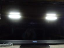 [8成新] 新力52吋LED色彩鮮艷畫質佳電視有輕微破損
