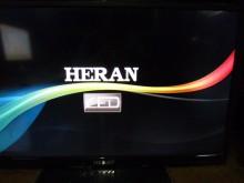 [8成新] 禾聯22吋LED色彩鮮艷畫質佳電視有輕微破損