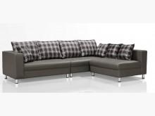 [全新] 泰勒深灰色L型沙發L型沙發全新