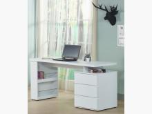 [全新] 約翰5尺白色電腦書桌書桌/椅全新