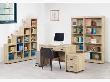 [全新] 法蘭克原切橡木4呎桌組$7400書桌/椅全新