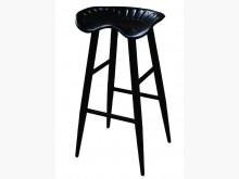 [全新] 庫克黑腳吧檯椅餐椅全新
