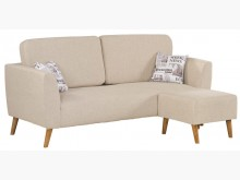 [全新] 喬德莉L型布沙發L型沙發全新