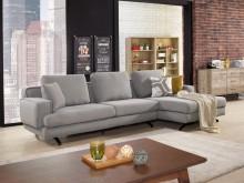 [全新] 米洛L型布沙發L型沙發全新