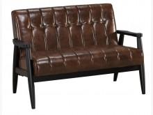 [全新] 哥倫比亞雙人皮沙發雙人沙發全新