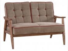 [全新] 曼特寧雙人布沙發雙人沙發全新