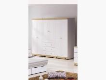 [全新] 莉絲烤白雙色8尺衣櫃31800衣櫃/衣櫥全新