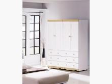 [全新] 克莉絲烤白5.3尺衣櫃22800衣櫃/衣櫥全新