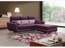 [全新] 依琳L型布沙發L型沙發全新