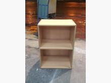 [8成新] X518AJ 原木色雙層櫃書櫃/書架有輕微破損