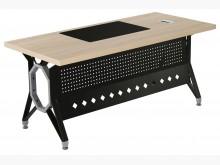 [全新] 時尚傢俱-B全新}5.8尺辦公桌辦公桌全新
