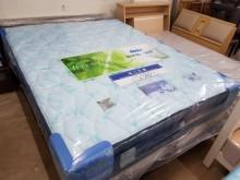 [全新] 毅昌二手家具~全新5尺三線乳膠床雙人床墊全新