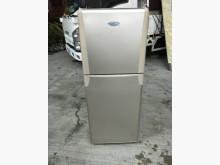 Q208FJJ東元雙門冰箱冰箱有明顯破損