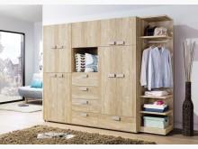 [全新] 波隆納8.5尺衣櫃衣櫃/衣櫥全新