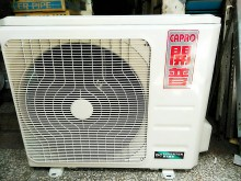 [95成新] 開普變頻式5.0kw使用一星期分離式冷氣近乎全新