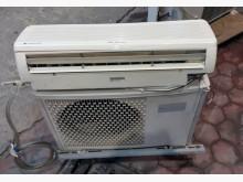 [7成新及以下] i411GJ 聲寶分離式冷氣分離式冷氣有明顯破損