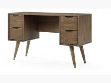 [全新] 阿爾文4尺4抽書桌書桌/椅全新