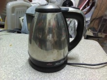 連欣二手家電- Ha不銹鋼快煮壺電熱水瓶無破損有使用痕跡
