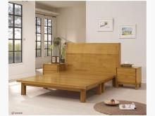 [全新] 馬丁利5尺全實木床台雙人床架全新