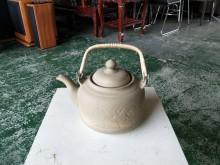 合運二手傢俱陶瓷茶壺藝品1390收藏擺飾有輕微破損