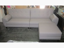 [全新] 三合二手物流(L型貓抓皮沙發)L型沙發全新