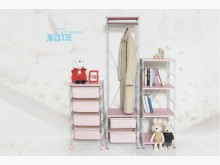 [全新] 【粉格格收納系列】三款一組其它家具全新