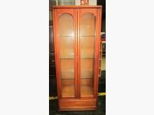 三合二手物流(實木展示櫃)其它櫥櫃無破損有使用痕跡
