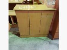 [9成新] 鞋櫃 寬89cm鞋櫃無破損有使用痕跡